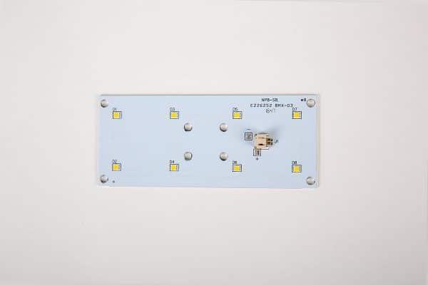 8x1W-Super-Helle-LED-Ersatzplatine-fuer-LED31SD-und-LED32SD