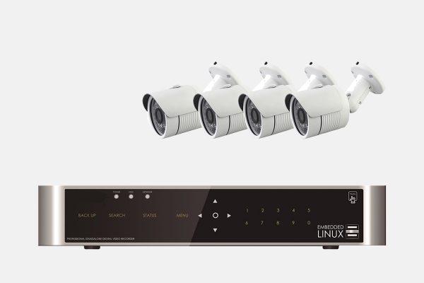 E-8004-SET-4-Kanal-FULL-HD-Hybrid-Videoueberwachung-mit-4-HD 271-Kameras
