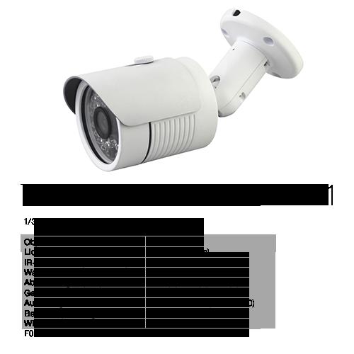 Technische Details HD271