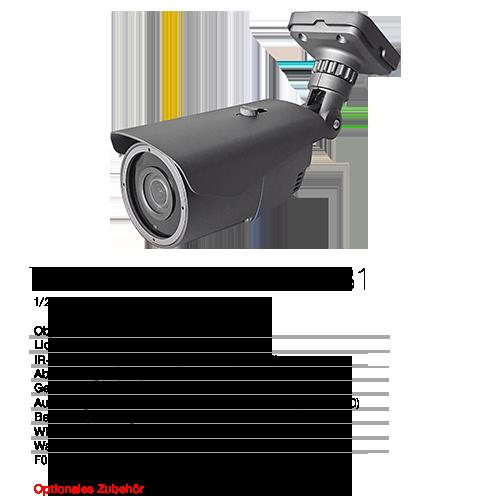 Technische Details-HD281